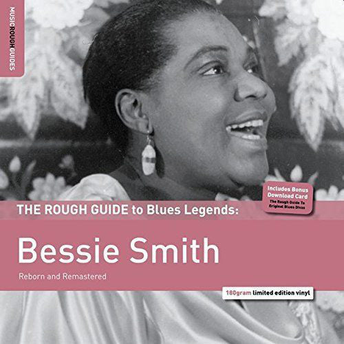 V / A - Rough Guide to Blues Legends: Bessie Smith - New Vinyl Record 2015 Limited Edition 180gram - Blues