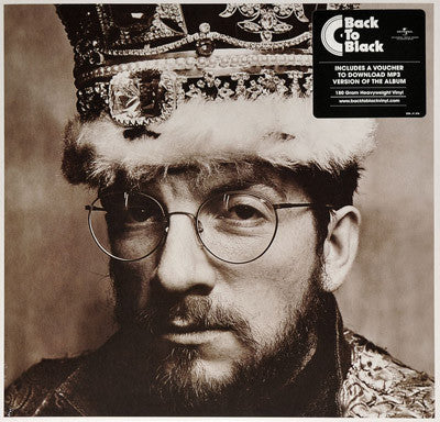 Elvis Costello - King of America - New Vinyl 2015 Universal Records Reissue - Rock