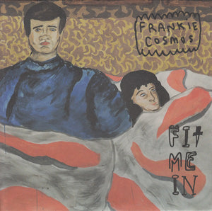 "Frankie Cosmos - Fit Me In EP - New 7"" Vinyl 2015 Bayonet Records - Indie Pop / Rock / Lo-Fi / Children of Famous Peepz"
