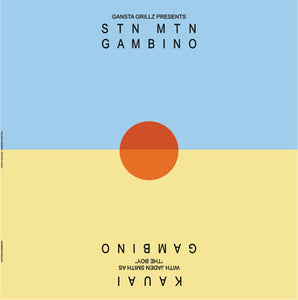 Childish Gambino - STN MTN // Kauai (2015) - New 2 Lp Record German Import Random Colored Vinyl - Hip Hop