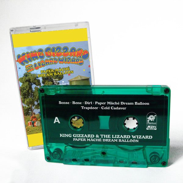 download king gizzard and the lizard wizard discography