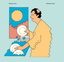 Parquet Courts - Monastic Living EP - New Vinyl 2015 Rough Trade w/ Download - Indie Rock