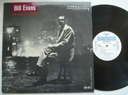 Bill Evans - New Jazz Conceptions - New Vinyl Record 2015 DOL EU 180gram Pressing - Jazz