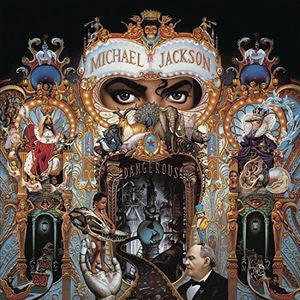 Michael Jackson - Dangerous (1991) - New Vinyl 2015 Epic / Legacy 2-LP 180Gram Reissue - Pop