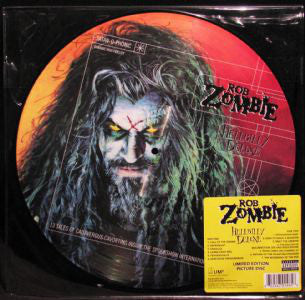 Rob Zombie - Hellbilly Deluxe - New Lp Record 2014 Limited Edition Picture Disc - Metal / Hardrock / Industrial