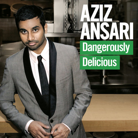 Aziz Ansari - Dangerously Delicious - New Lp Record 2012 Third Man USA Vinyl - Comedy / Spoken