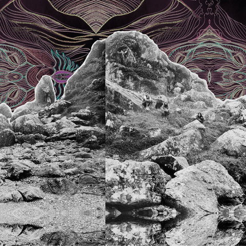 All Them Witches - Dying Surfer Meets His Maker - New Vinyl Record 2015 New West Limited Edition Gatefold 180gram White Vinyl Pressing + Download - Stoner / Psych / Blues Rock
