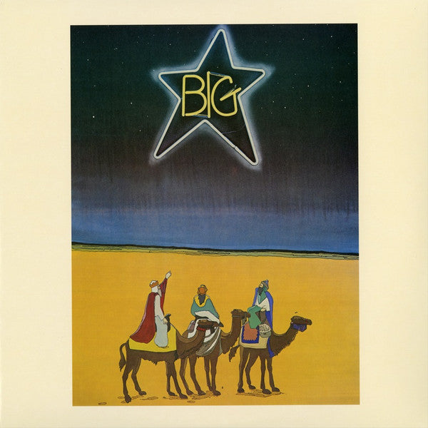 "Big Star - Jesus Christ - New Vinyl Record 2015 Record Store Day Black Friday Limited Edition (2000 copies) 10"" Ep of Unreleased Tracks + Download - Rock / Power Pop"
