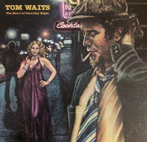 Tom Waits ‎– The Heart of Saturday Night - New Vinyl Record 2010 Rhino 180 Gram Reissue - Avant Garde / Rock / Blues