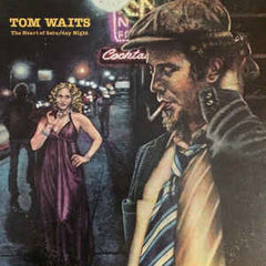 Tom Waits ‎– The Heart of Saturday Night - New Vinyl 2010 Rhino 180 Gram Reissue - Avant Garde / Rock / Blues
