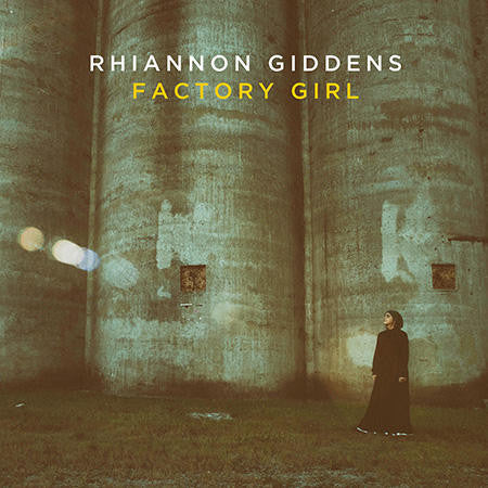 "Rhiannon Giddens - Factory Girl - New Vinyl Record 2015 Record Store Day Black Friday Limited Edition (2000 Copies) 10"" EP - Soul / Gospel / R&B"