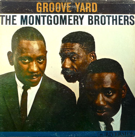 The Montgomery Brothers - Groove Yard - New Vinyl Record - 140 Gram 2013 DOL Import - Jazz