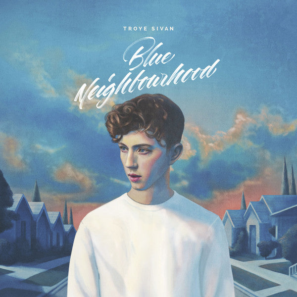 Troye Sivan - Blue Neighborhood - New 2 Lp Record 2016 USA Vinyl - Synth-pop / Pop Rock