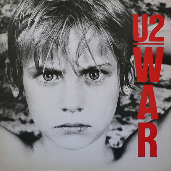 U2 - War (1983) - New Lp Record 2008 USA Press 180 gram Vinyl - Rock / Pop