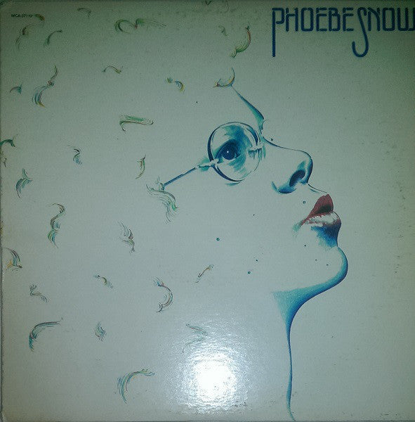 Phoebe Snow - Phoebe Snow VG+ - 1980 Reissue MCA USA - Rock