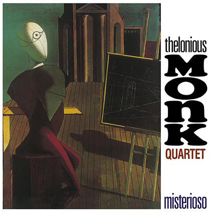 The Thelonious Monk Quartet ‎– Misterioso (1958) - New Lp Record 2015 DOL Europe Import 180 gram Vinyl - Jazz