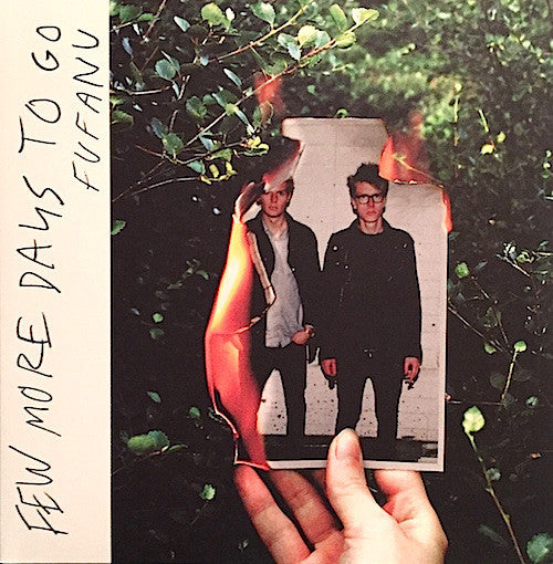 Fufanu - Few More Days to Go - New Vinyl Record 2016 One Little Indian Gatefold LP - Electronic / Alt-rock / Experimental / Post-Punk from Iceland