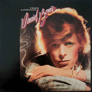 David Bowie - Young Americans - VG+ Stereo (Original Press With Matching Inner Sleeve) 1975 RCA USA - Rock - B6-111