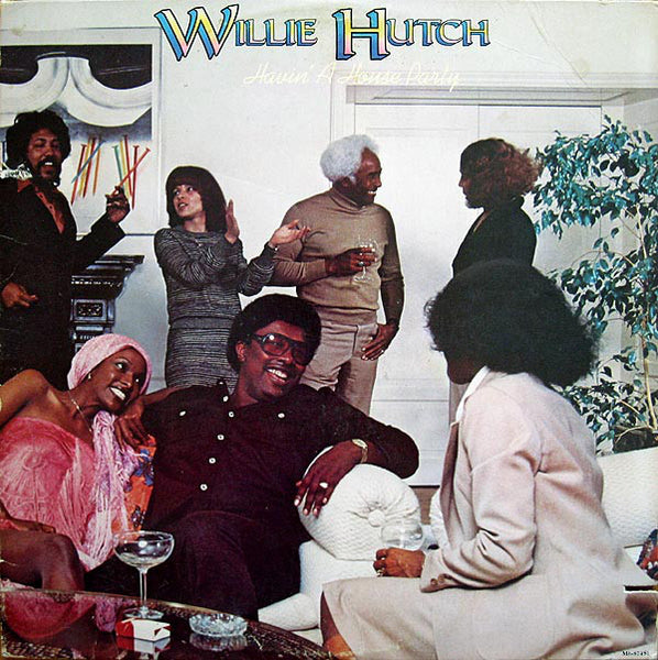 Willie Hutch - Havin a House Party VG+ 1977 Motown Records - Soul / Funk