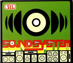 311 - Soundsystem - New Vinyl 2012 Volcano Music Reissue 180gram 2-LP Gatefold Cover, Limited Numbered Pressing - Shuga Records Chicago