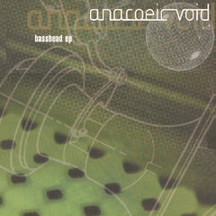 "Anacoeic Void – Basshead EP - New 12"" Techno, Trance (UK) 1997"