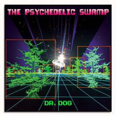 Dr. Dog - The Psychedelic Swamp - New Lp Record 2016 USA Vinyl & Download - Indie Rock / Psych