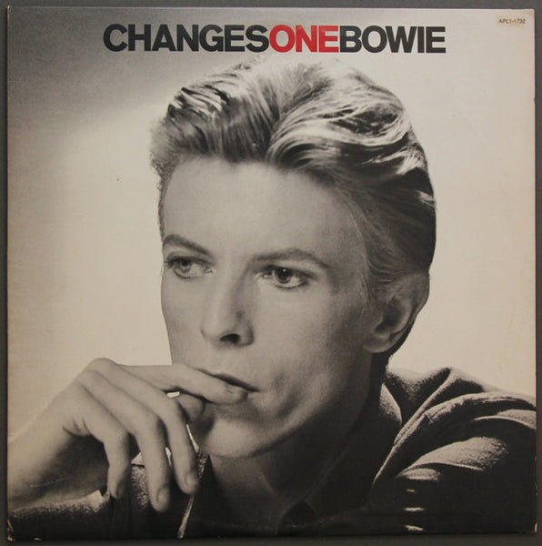 David Bowie - ChangesOneBowie - VG+ Lp Record 1976 Stereo RCA Original Press USA (POOR BACK COVER) - Rock