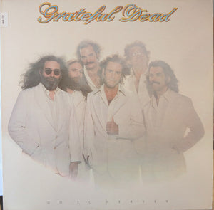 Grateful Dead ‎– Go To Heaven - VG+ Lp Record 1980 Arista USA Vinyl - Rock / Blues Rock