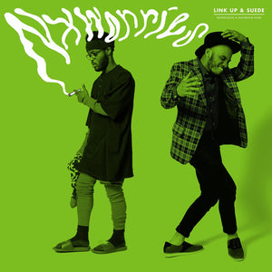 NxWorries (Anderson Paak / Knxwledge) - Link Up & Suede (2016) - New EP Record 2021 Stones Throw USA Vinyl  - Hip Hop
