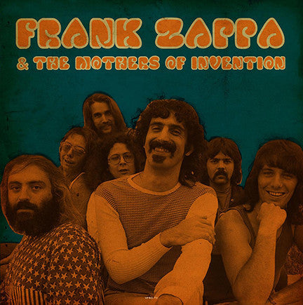 "Frank Zappa & The Mothers Of Invention ‎– Live At The ""Piknik"" Show In Uddel, NL June 18th, 1970 - New Vinyl Record 2016 (Europe Import 180 gram) - Rock"
