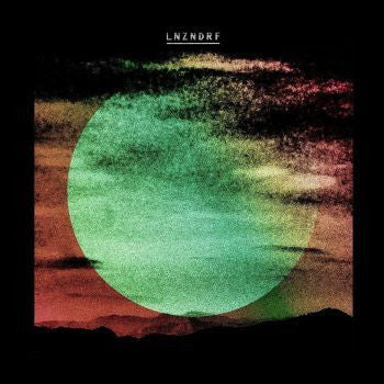 LNZNDRF ‎– LNZNDRF - New Lp Record 2016 4AD USA Clear Vinyl, Slipmat & Downlaod - Indie Rock