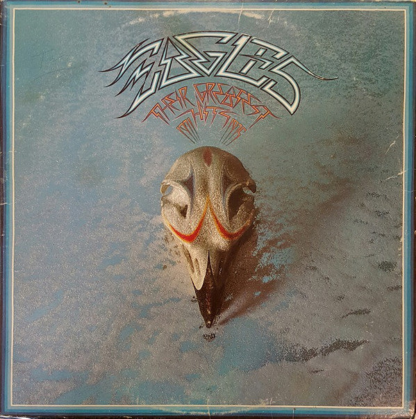 Eagles – Their Greatest Hits (1971-1975) - Mint- 1976 (UK Press Original Embossed Cover) - Rock - B21-001