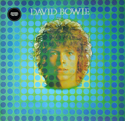 David Bowie - Space Oddity - New Lp Record 2016 Parlophone Europe Import 180 gram Vinyl  - Glam / Rock