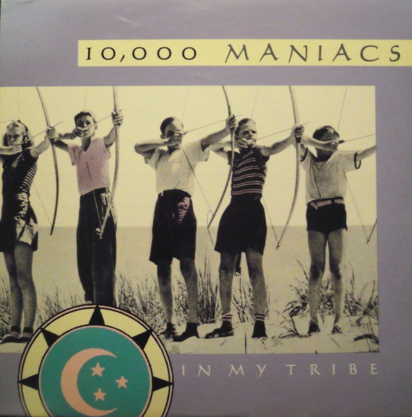 10,000 Maniacs - In My Tribe - New Vinyl 2016 Elektra 180gram Audiophile Reissue - Alt-Rock - Shuga Records Chicago