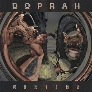 Doprah - Wasting - New Vinyl Record 2016 Arch Hill LP + Download - Dark + Moody Electronic / Trip-Hop Duo from New Zealand!