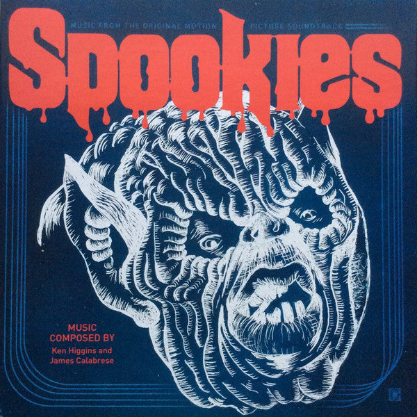 Ken Higgins & James Calabrese - Spookies - New LP Record 2016 Terror Vision USA 180 gram Blue Opaque/Transparent Army Green Split with Black Splatte Vinyl - Soundtrack