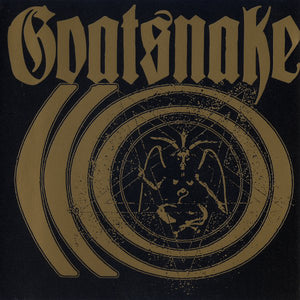 Goatsnake - I + Dog Days - New Vinyl Record 2015 Southern Lord Limited Edition Gold Vinyl 2-LP Gatefold Compiliation