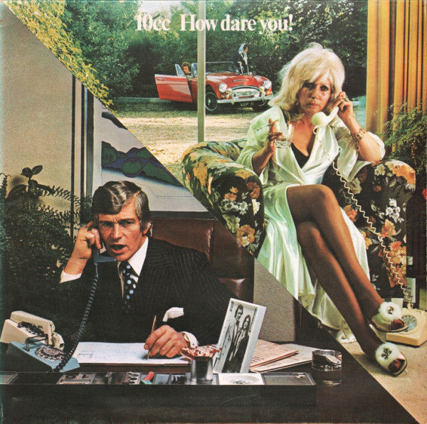 10cc – How Dare You! - Mint- 1976 Stereo USA - Rock - Shuga Records Chicago