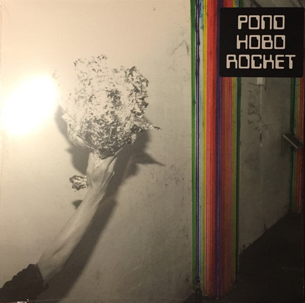 Pond ‎– Hobo Rocket - New Vinyl 2013 Australia Import Press (Mixed by Kevin Parker of Tame Impala) - Psychedelic Rock
