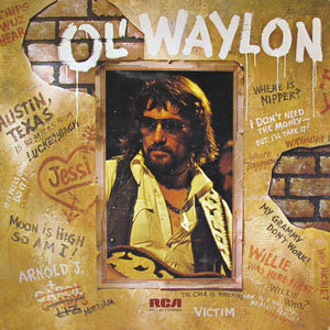 Waylon Jennings – Ol' Waylon - Mint- 1977 Stereo USA - Country
