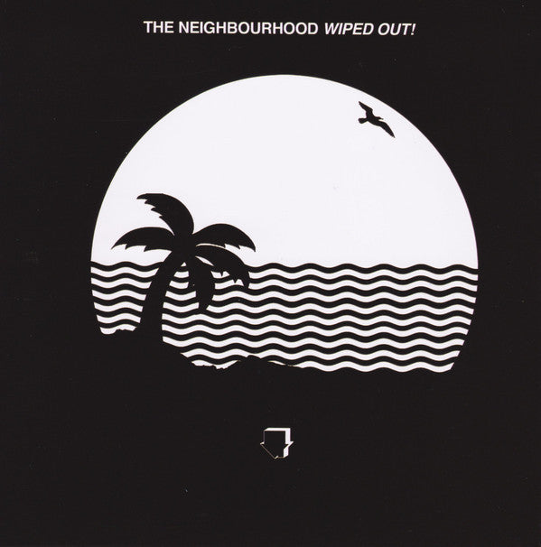 The Neighbourhood - Wiped Out! - New Vinyl 2016 Columbia Gatefold 2-LP w/ Download - Indie Pop / Rock