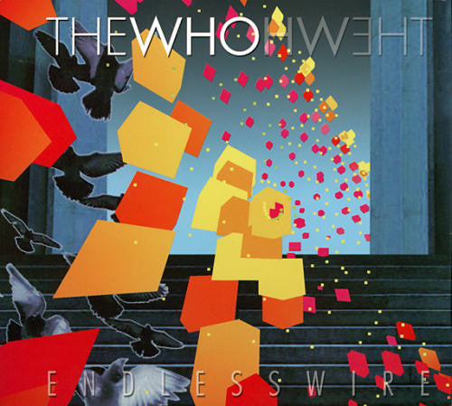 The Who - Endless Wire - New Vinyl Record 2006 USA 2 Lp Set - Classic Rock