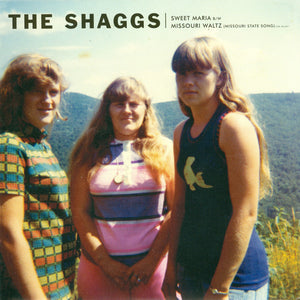 "The Shaggs - Sweet Maria / Missouri Waltz - New Vinyl Record 2016 Light in the Attic Record Store Day 7"", Hand-Numbered to 3000 - Garage Rock / Proto-Punk"