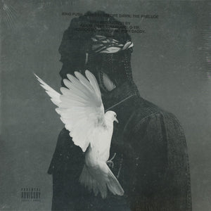 Pusha T ‎– King Push – Darkest Before Dawn: The Prelude - New LP Record 2016 Def Jam Black Vinyl - Rap / HipHop