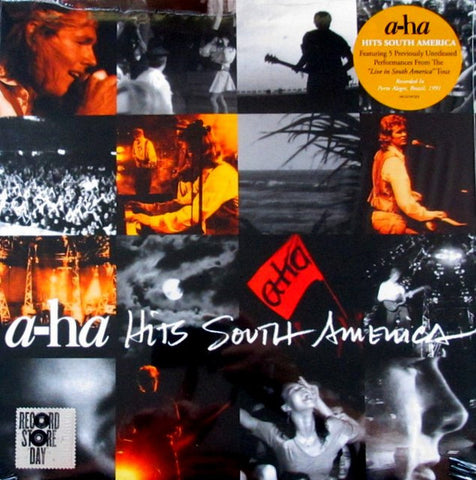 A-ha - Hits South America - New Vinyl 2016 Warner / Rhino Record Store Day Live EP (Limited to 3000) - Rock / New Wave