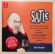 Aldo Ciccolini - Erik Satie Gymnopedies - New Vinyl 2016 Record Store Day LP, Limited to 1000 - Classical