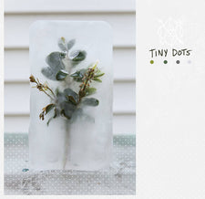 LA Dispute - Tiny Dots - New Vinyl 2016 Better Living Record Store Day LP on Clear Vinyl w/ Download, Limited to 2000 - Post-Hardcore / Emo