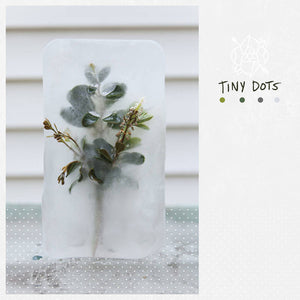 LA Dispute - Tiny Dots - New Vinyl Record 2016 Better Living Record Store Day LP on Clear Vinyl w/ Download, Limited to 2000 - Post-Hardcore / Emo