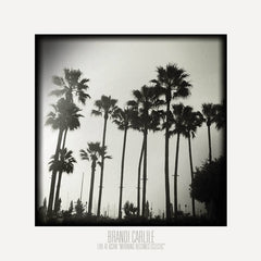Brandi Carlile - Live at KCRW 'Morning Becomes Electric' - New Vinyl 2016 ATO Record Store Day White Vinyl w/ Download, Limited to 2500 - Folk / Pop