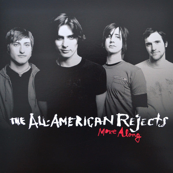 All American Rejects - Move Along - New Vinyl Record 2016 Doghouse Record Store Day Gatefold Pressing on Smoked Vinyl, Individually Numbered to 3000 - Pop-Punk / Alt-Rock